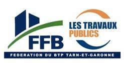 Logo Federation de BTP Tarn-et-Garonne